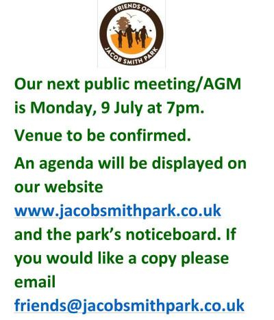 public meetingAGM July 2018 sm