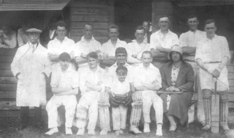 Scriven Park cricket club photo